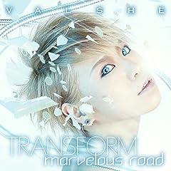 VALSHE「TRANSFORM」のジャケット画像