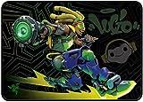 Razer Goliathus Medium Speed - Overwatch Lucio Edition ゲーミングマウスパッド クロス ステッチ加工 【日本正規代理店保証品】