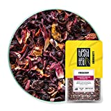 Tiesta Tea | Fireberry, Loose Leaf Cranberry Hibiscus Rooibos Tea | All Natural, Caffeine Free, Hibiscus Tea, Immune Boosting | 1.7oz Resealable Pouch - 30 Cups | Hibiscus Rooibos Tea