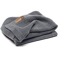 Bugaboo Wool Blanket, Grey Melange by Bugaboo