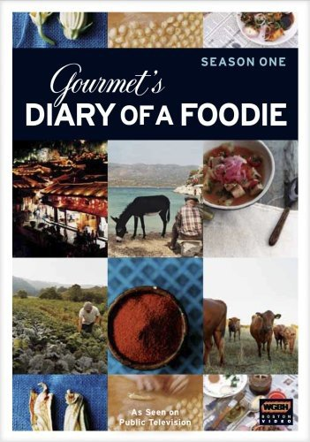 WGBH Boston Specials: Gourmet's Diary of a Foodie Season 1 [DVD] [Import]