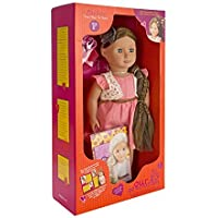 Our Generation Dolls Parker Brunette Hair Grow Doll [並行輸入品]