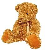 Amazon.co.jp【ショコラテディベア】Teddy Bear さわり心地 フワフワ サラサラ STマーク取得商品 (スモール)
