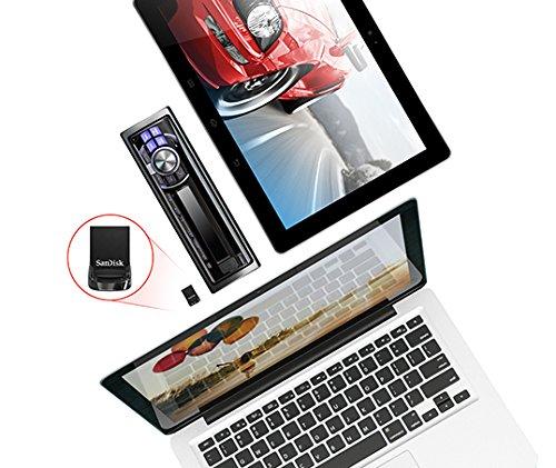 『SanDisk USBメモリ 16GB USB 3.1 超小型 Ultra Fit 【正規代理店品 5年保証】 SDCZ430-016G-J57』の4枚目の画像