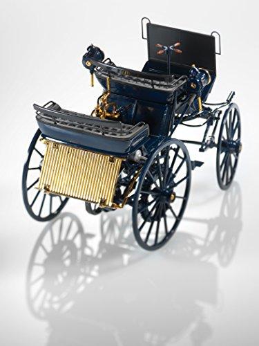 【Mercedes-Benz Collection】 ダイムラー モトール ヴァーゲン (1886) 1:18