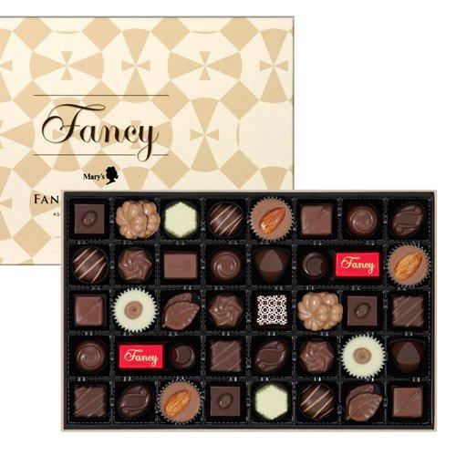 メリーチョコレート ファンシーチョコレート 40粒入り