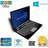 【Office 2016搭載】【Win 10Pro搭載】高速Core i5 /メモリ4GB/HDD 250GB/15.6インチ/DVDマルチドライブ/無線LAN/中古ノートパソコン/