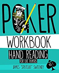 Poker Workbook: Hand Reading For Live Players Vol 1 (English Edition)