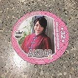 AKB48 私服サプライズ カフェ&ショップ 限定 コースター 峯岸みなみ SKE48 NMB48 HKT48 NGT48 STU48