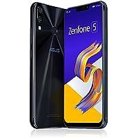 エイスース ASUS ZenFone 5 (ZE620KL) シャイニーブラック6.2インチ SIMフリースマートフォン[メモリ 6GB/ストレージ 64GB] ZE620KL-BK64S6