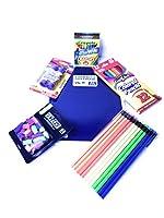School SuppliesキットK - 5Back to Schoolバンドルの6Includes ;クレヨン、接着剤、ノートブック、消しゴム、鉛筆、色鉛筆
