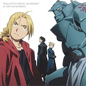 Theme of Fullmetal Alchemist by THE ALCHEMISTS