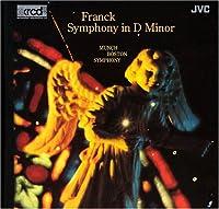 フランク:交響曲 ニ短調 [xrcd]