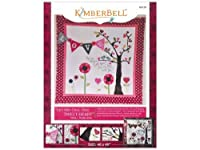 Kimberbell Let Me Call You Tweet-Heart Wall-Hanging Quilt Pattern 40 x 40 by Kimberell Designs