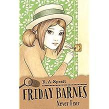 Friday Barnes 8: Never Fear