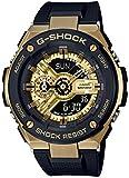 [カシオ]CASIO 腕時計 G-SHOCK ジーショック Gスチール GST-400G-1A9JF メンズ