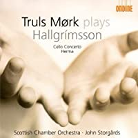 Truls Mork Plays Hallgrimsson: Cello Concerto, Herma by Truls Mork (2009-04-28)