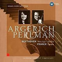 ベートーヴェン:ヴァイオリン・ソナタ第9番「クロイツェル」他