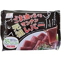 【ケース販売】ごま油で食べる元祖マンナンレバー 70g×12個