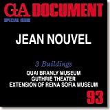 GA document―世界の建築 (93) Jean Nouvel/3 Buildings