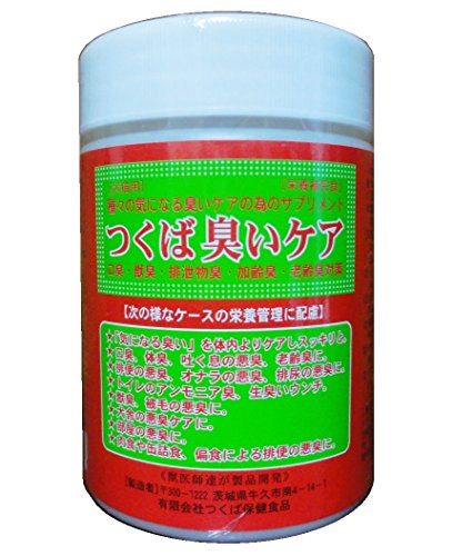 [犬猫用] つくば臭いケア 120g [栄養補完食]...