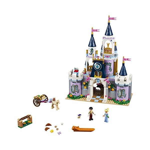 レゴ(LEGO) ディズニー シンデレラのお城...の紹介画像3