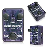 SKS Audio Musiwewe Light Purple Delay エフェクター