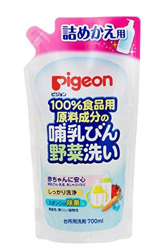哺乳びん野菜洗い 詰替用 700ml