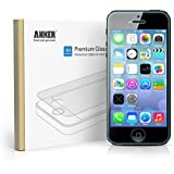 Anker GlassGuard iPhone SE / 5S / 5C / 5用 強化ガラス液晶保護フィルム