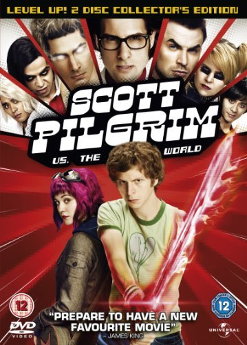 Scott Pilgrim Vs. the World [Region 2]