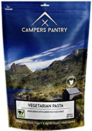 Campers Pantry Vegetarian Pasta 1 Serve