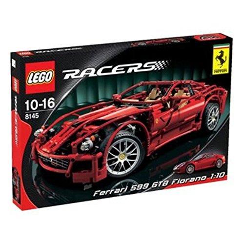 レゴ (LEGO) レーサー フェラーリ599 8145