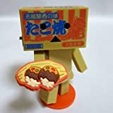 ご当地限定 おみやげダンボー 大阪たこ焼きマスコットフィギュア
