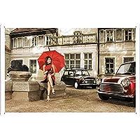 自動車の金属看板 ティンサイン ポスター / Tin Sign Metal Poster (J-CAR02617)