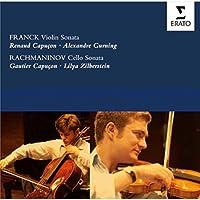 フランク:ヴァイオリン・ソナタ、ラフマニノフ:チェロ・ソナタ