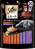 シーバ (Sheba) シーバ とろ~り メルティ まぐろ味セレクション 12g×20本