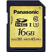 パナソニック 16GB SDHCメモリーカード RP-SDUC16GJK