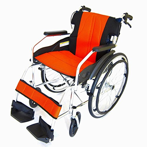 アルミ製自走式車椅子【チャップス】【全10色】お洒落なサンセ...