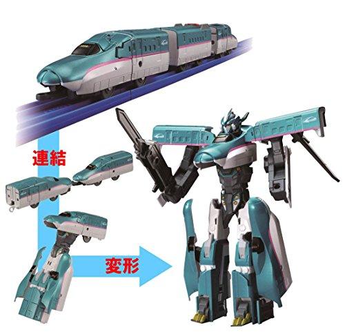 プラレール 新幹線変形ロボ シンカリオン E5はやぶさ