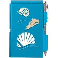 Flip Note (フリップノート) メモ帳 軽量 ペン付ノートパッド シェル