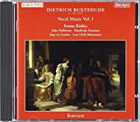 Buxtehude: Vocal Music, Vol. 1 (2006-08-01)