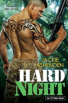 Hard Night (An 11th Hour Novel Book 3) by [Ashenden, Jackie]