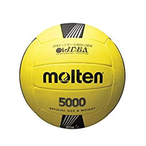molten(モルテン) ドッジボール 公式試合球 人工皮革3号 D3C5000