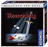 ローゼンケーニッヒ (Rosenkönig) Klassiker für 2 Spieler ボードゲーム