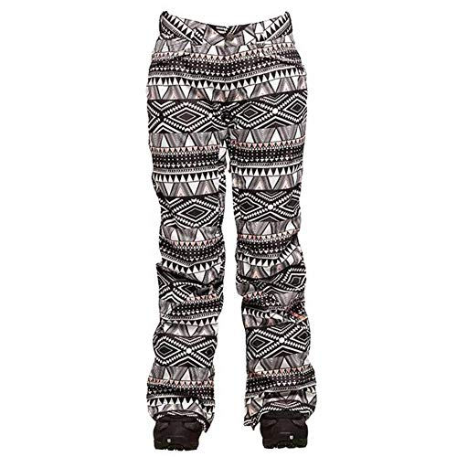 BONFIRE(ボンファイア)WOMENS EMERALD PANT EBONY&IVORY PRINT サイズM WOMENS GOLD COLLECTION ウェア ...