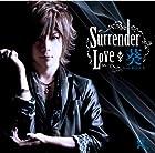 Surrender Love(初回限定盤A)(DVD付)(在庫あり。)