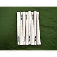 8 Pure DTXラバーゴルフグリップ – Midsize – ホワイト