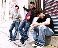 Jonas Brothers 18X 24ポスター新しい。Rare 。# bhg316964