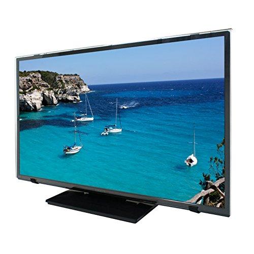 ブルーライトカット 液晶テレビ画面保護パネル (40型 40MBL4) 固定ベルト付