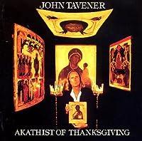 Taverner;Akathist Thanksgiv